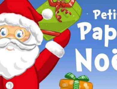 La chanson Petit Papa Noël