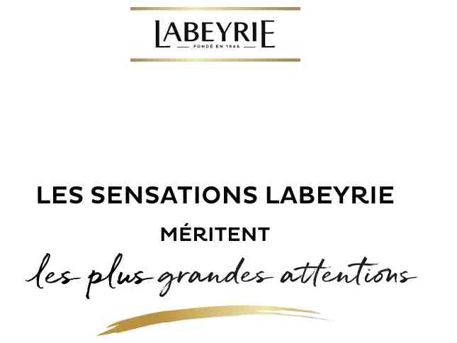 Test Labeyrie Noël 2020