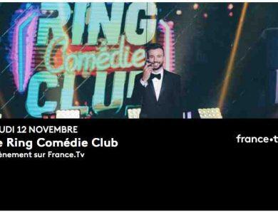 Le Ring Comédie Club débarque sur France.tv !