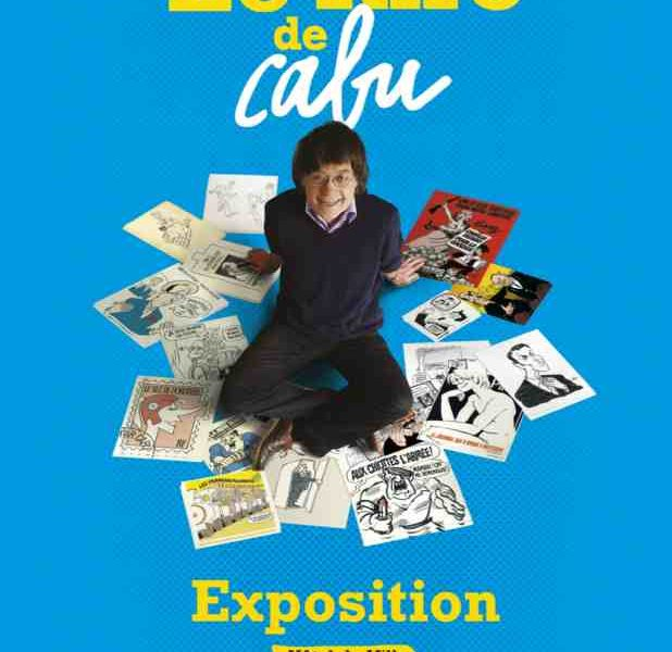 Visite virtuelle de l'exposition Le Rire de Cabu