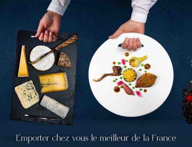 LeMeilleurChezVous.com, plateforme de référencement de commerçants (sans commission et en direct) de gastronomie et produits français
