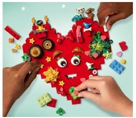 LEGO réinvente l'esprit de Noël brique par brique