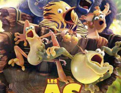 Les As de la Jungle réalisé par David Alaux
