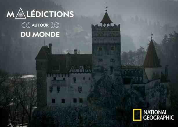 La série documentaire Malédiction autour du monde sur la chaîne National Geographic
