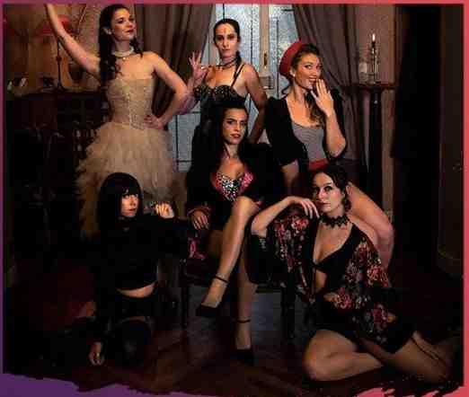 Oh La La ! Cabaret en e-spectacle dans votre salon depuis le bar-théâtre la Quincaillerie des Herbiers (Vendée)