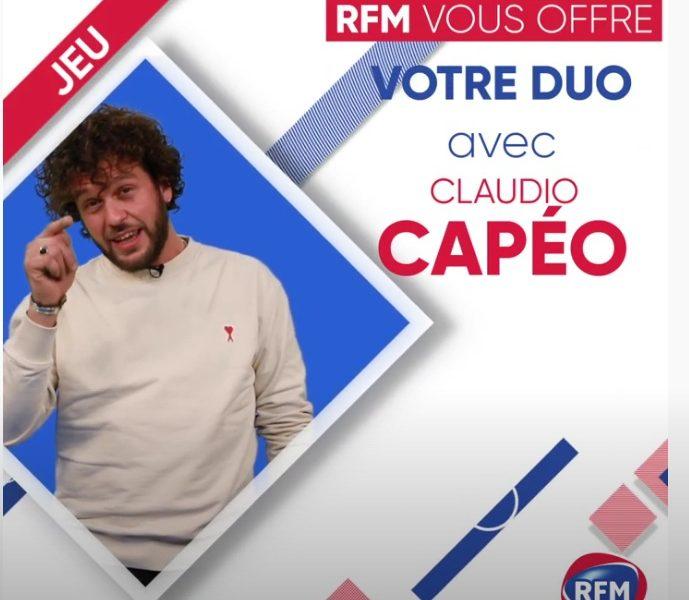 RFM lance RFM Distance-sing duo, avec les artistes du Meilleur de la Musique