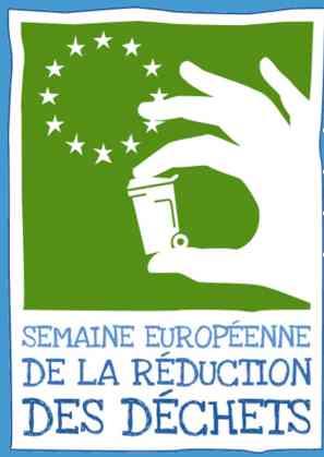 Semaine Européenne de la réduction des Déchets 2020, du 21 au 29 novembre