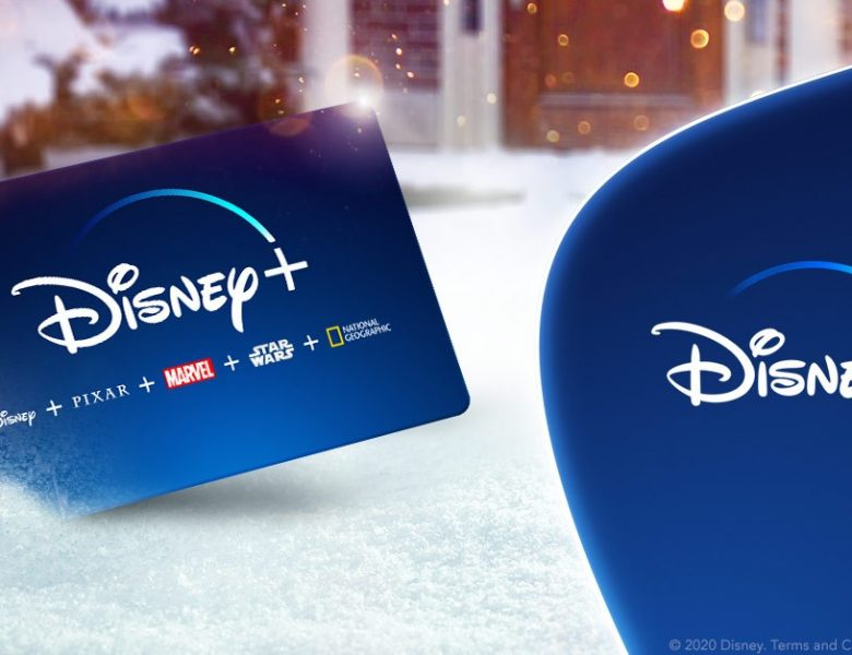 Offrir un abonnement Disney+, le cadeau tendance de Noël 2020 !