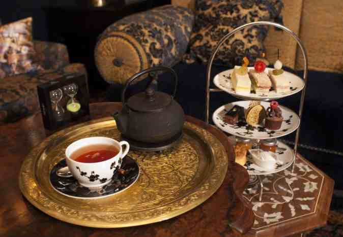 Le Tea Time
