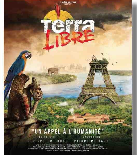 Terra Libre réalisé par Gert-Peter Bruch