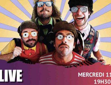 e-spectacle Tricot Combo en live à La Quincaillerie !