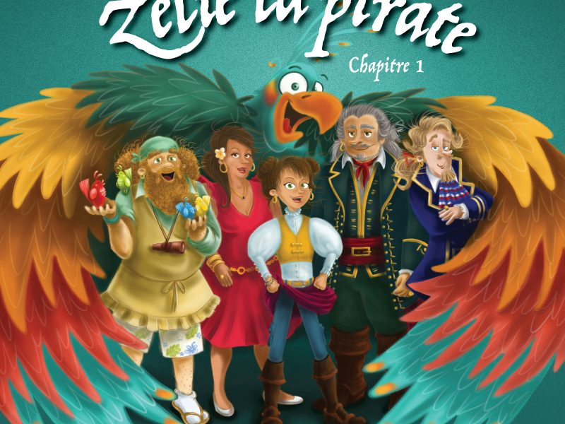 Le livre audio Zeli, la Pirate