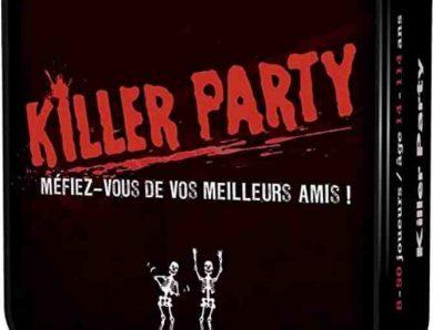 Killer Party, le jeu d'ambiance par Asmodée