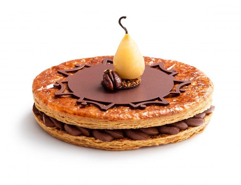 L'Epiphanie 2021 à La Maison du Chocolat