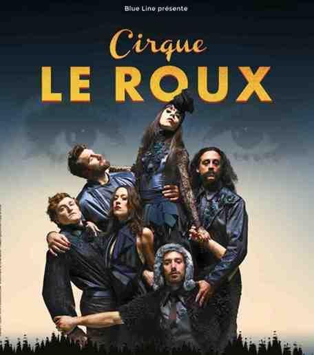 La Nuit du Cerf, le spectacle du Cirque Leroux au Théâtre Libre à Paris