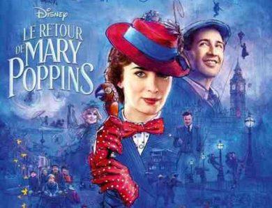 Le Retour de Mary Poppins réalisé par Rob Marshall