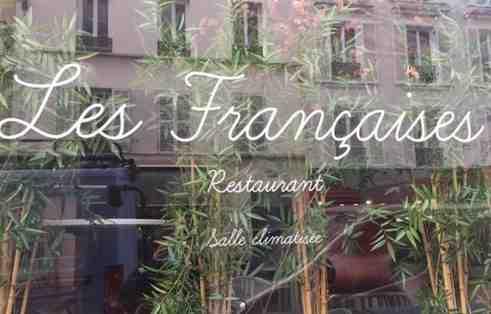 Les croque-monsieur à emporter du restaurant Les Françaises (Paris)