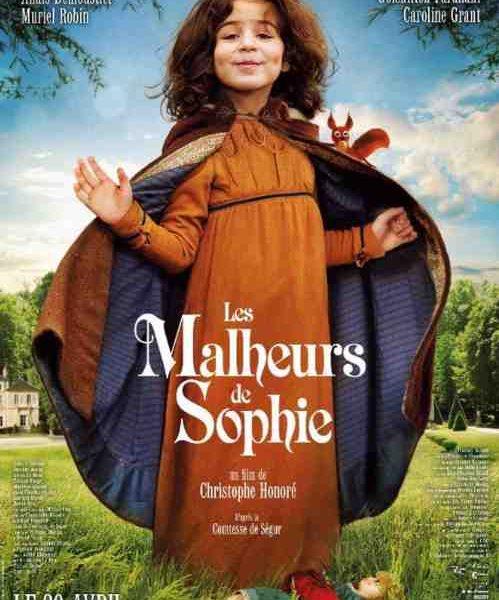 Les Malheurs de Sophie réalisé par Christophe Honoré