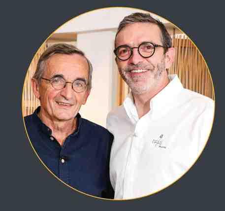 Michel et Sébastien Bras dans Top Chef 2021