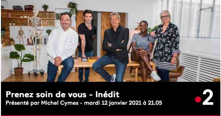 Prenez soin de vous inédit présenté par Michel Cymes – France 2