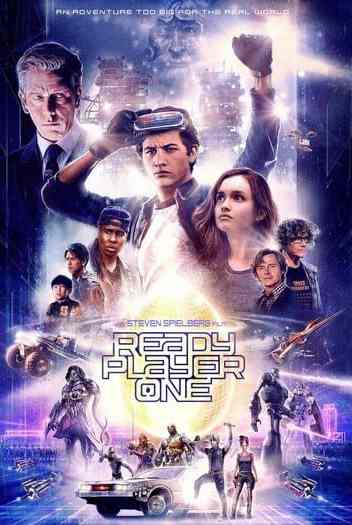 Ready Player One réalisé par Steven Spielberg