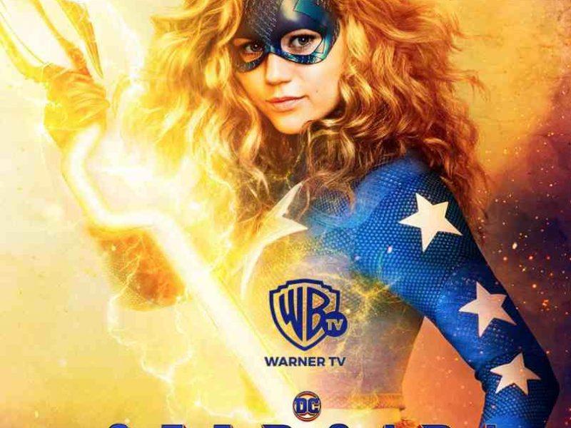 L'héroïne de DC Universe StarGirl sur WARNER TV !
