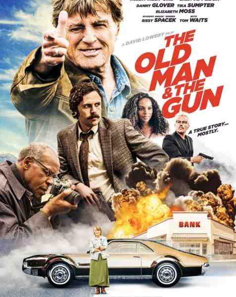 The Old Man and the Gun réalisé par David Lowery et rencontre avec le réalisateur