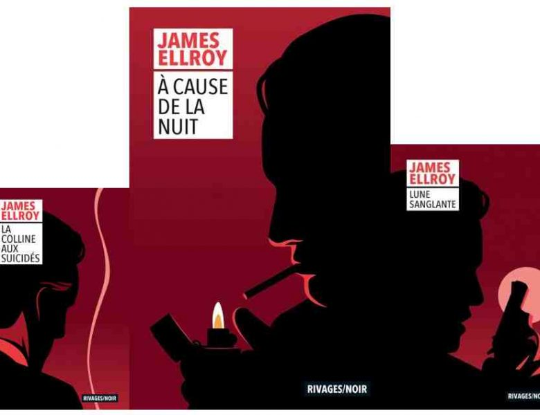 Trilogie Lloyd Hopkins écrit par James Ellroy