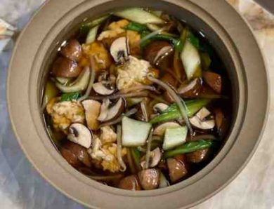 Bouillon Japonais de Cyril Lignac dans Tous en Cuisine