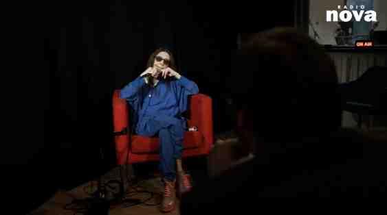 Émission spéciale Brigitte Fontaine sur Radio Nova