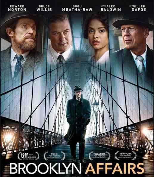 Brooklyn Affairs réalisé par Edward Norton