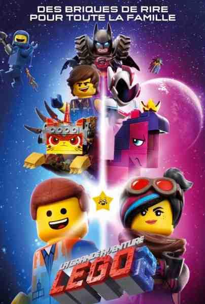 La Grande Aventure Lego 2 réalisé par Mike Mitchell