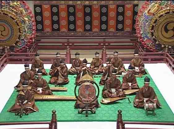 La musique traditionnelle Japonsaise