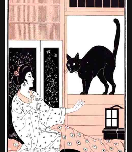 Le Chat-vampire de Nabeshima