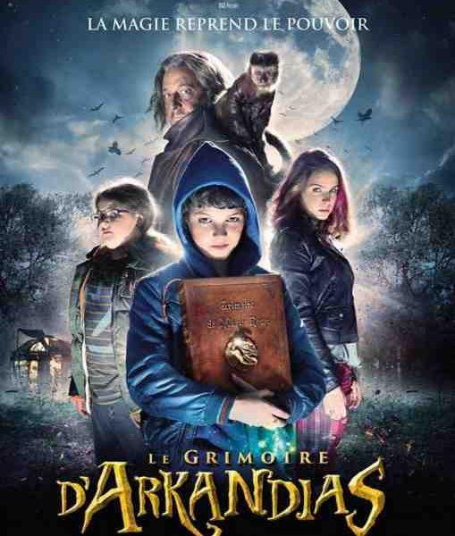 Le Grimoire d'Arkandias réalisé par Alexandre Castagnetti et Julien Simonet