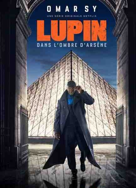 La série Française Lupin sur Netflix