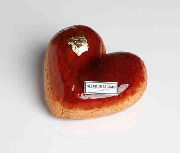 Lancement de la Saint-Valentin 2021 chez Sébastien Gaudard avec le rendez-vous gourmand mon chou à la crème