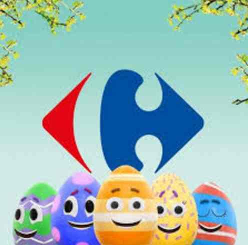 Les nouveautés gourmandes de Pâques 2021 signées Carrefour