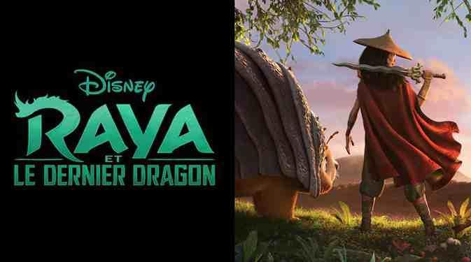 Raya et Le Dernier Dragon réalisé par Don Hall