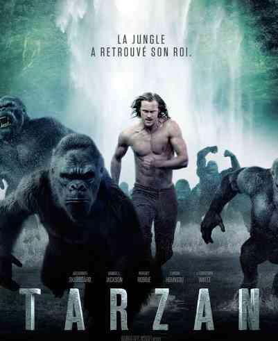Tarzan réalisé par David Yates