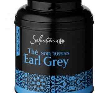 Le Thé Noir Russian Earl Grey Carrefour