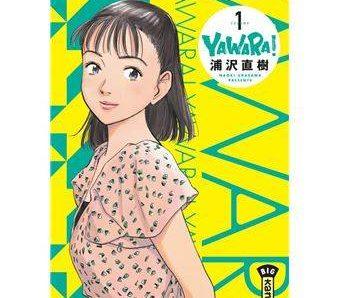 Yawara ! Tome 1 par Naoki Urasawa