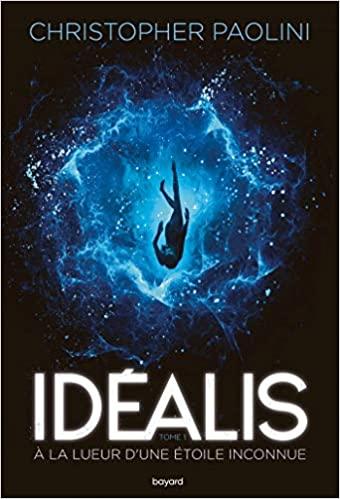 Idéalis écrit par Christopher Paolini