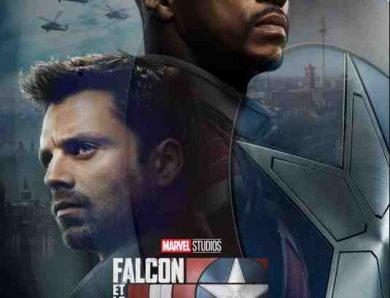 Découvrez la nouvelle affiche et bande annonce de Falcon et le Soldat de l'Hiver