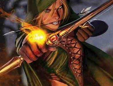 Grimm Fairy Tales – Tome 1 : Robyn Hood