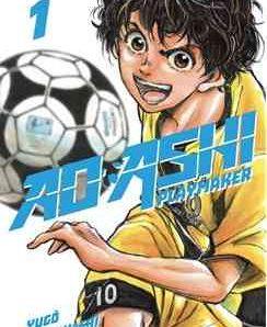 Ao Ashi – Tome 1 et 2 de Yugo Kobayashi