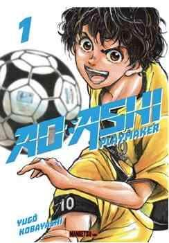 Ao Ashi – Tome 1 de Yugo Kobayashi