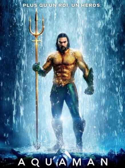 Aquaman réalisé par James Wan