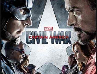 Captain America : Civil War réalisé par Anthony et Joe Russo
