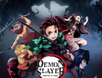 Demon Slayer, série animée japonaise